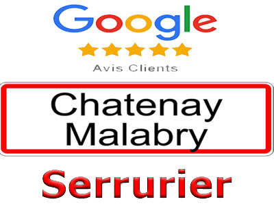 Ouverture porte Claquée Chatenay Malabry